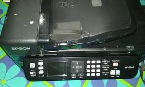 Vendo impresora Epson Wf  para Reparar o Repuestos