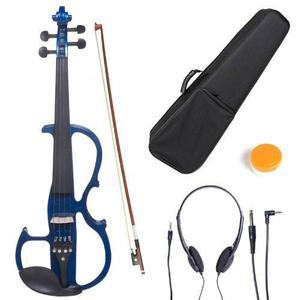 Violin Accesorios Cecilio 4/4 Cevn-2bl Azul