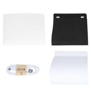 9 Plegable Caja De Luz Portátil Studio Fotografía De Led D
