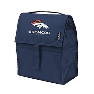 Bolso Para Comida Nfl Denver Broncos Azul