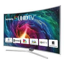 CURVED SAMSUNG 48'' 4K UHD 3D SMART TV