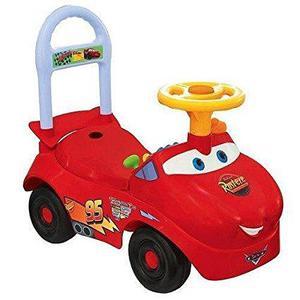 Carro DISNEY CARS Nuevo Correpasillos Didactico para Bebes