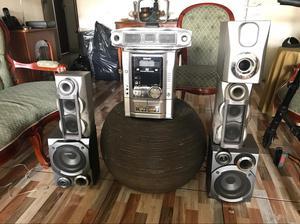 Equipo de Sonido Panasonic Ganga