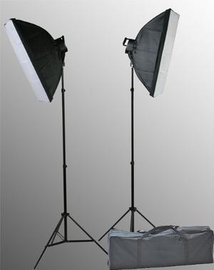 Kit De Iluminación De Vídeo Kit De Estudio Fotográfico