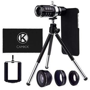 Kit Lente Cámara Para Apple Iphone 6 / 6s Incl. 12x