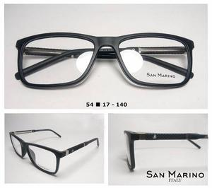 Monturas Gafas Marcos Hombre Óptica Lujo San Marino Envío