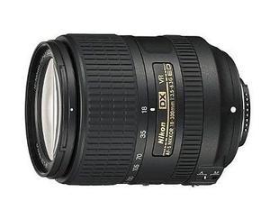 Nikon Objetivo Af-s Dx Nikkor mm F/g Ed Vr