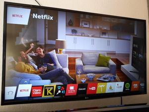 Smart Tv Lg 43 Pulgadas