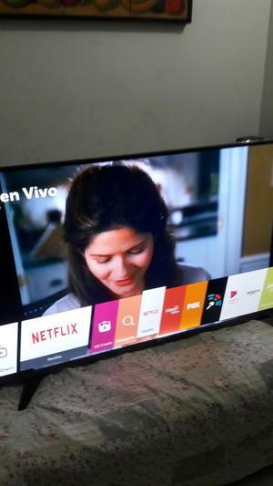 Smart Tv de 55 Lg Webos  Tdt Full Hd