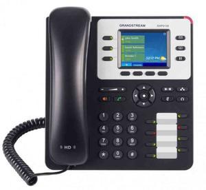 Teléfono Ip Grandstream Gxp De 3 Lineas Puertos Gigabit