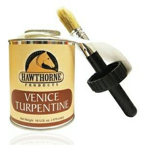 Venice Turpentine Para Cascos Debiles