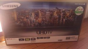 televisor led samsung 48 pulgadas smar tv wifi uhd 4k tdt