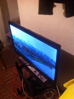 tv led de 32 pulgadas con base de pared