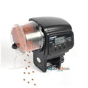Alimentador Automático Para Acuarios De Maxima Capacidad