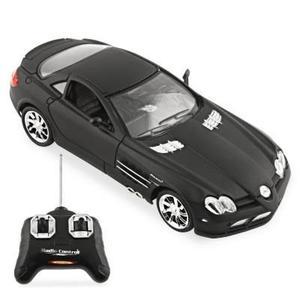 Auto A Control Remoto Mercedes Benz Negro, Envio Gratis