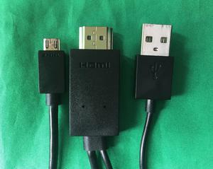 Cable HDMI / MHL de  Cm)