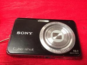 Camara Sony Cybershot 10.1Mp dscw180