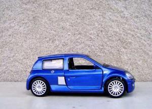 Carro Renault Clio V Escala 1/32 New Ray Original