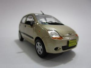 Chevrolet Spark Metalico Escala 8cm Coleccion