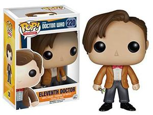 Funko Pop Doctor Who: Eleventh Doctor !