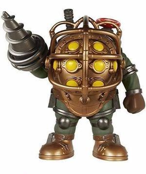 Funko Pop Juegos: Bioshock Big Daddy Envío Gratis