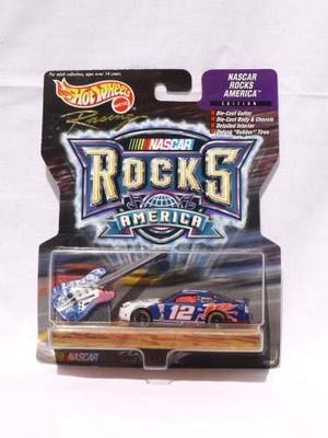 Hot Wheels Racing - Nascar - Rocas De América - Penske