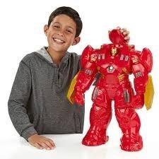Hulk Buster Iron Man Titan Hasbro Original B