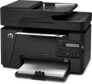 Impresora Hp Laserjet Pro M127fn Multifuncional Monocormatic