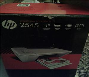 Impresora Hp Multifuncional  Wifi-usb