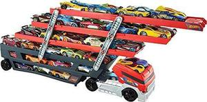 Juguete Camión Hot Wheels Mega Hauler