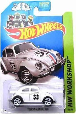 Juguete Hot Wheels Herbie  Envío Gratis