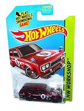 Juguete  Hot Wheels  Hw Taller - '71 Datsun 510