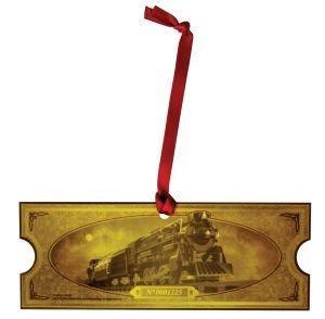Lnl Hm Polar Express Oro Billete Conmemorativa
