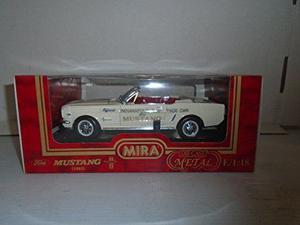 Mira Golden Line Colección 1:18 Escala  Ford Mustang