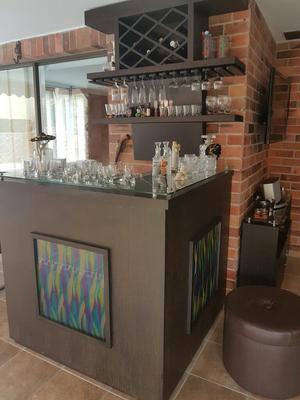 Muebles Para Bar En Casa. Amazing Usar Baul Como Mueble Bar With ...