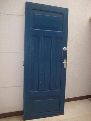 Puertas macizas antioquia posot class for Puertas usadas de madera