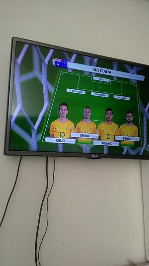 Smart Tv 32p Panasonic Como Nuevo