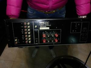 Vendo Amplificador Marca Yamahay Dos Baf