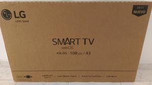 Vendo Smart Tv 43 Lg Nuevo