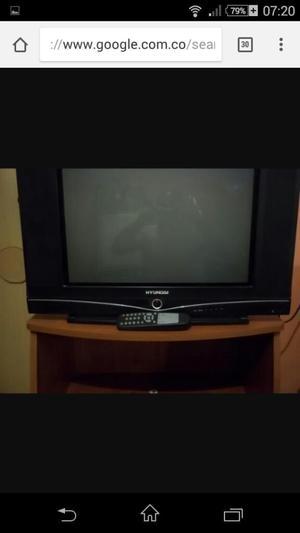 Vendo Tv Hyundai 21 Pulgadas