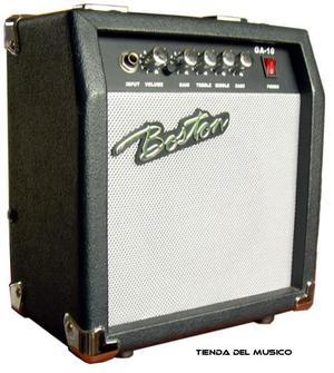amplificador boston para guitarra eléctrica