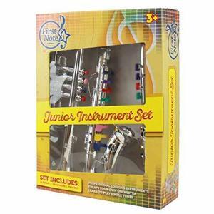 Conjunto De 3 Música 1. Clarinete 2. Saxofón 3.