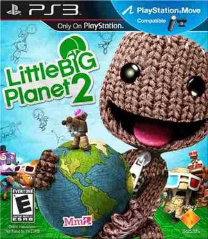 Littlebigplanet 2 - Ps3 [código Digital]