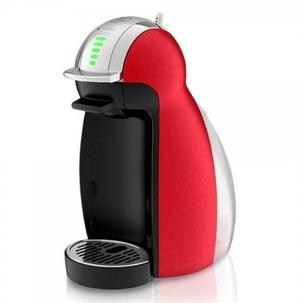Maquina de Café Dolce Gusto Genio II Roja