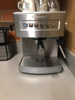 Maquina de Cafe para Expresso Cuisinart