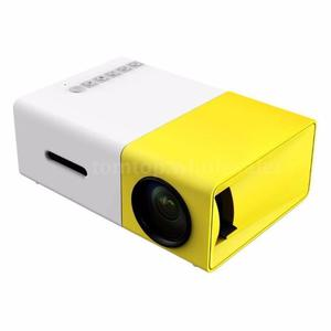 Mini Proyector, Portable Hometheater Pc Laptop Usb/sd/hdmi