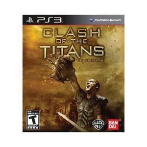Nueva Namco Clash Of The Titans Acción / Aventura Juego