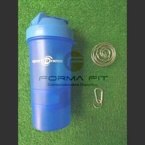 Smart Shaker 3 En 1 Mezclador Original Sport Fitness