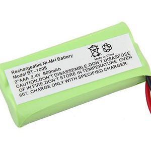 2.4v 800mah Ni-mh Batería Teléfono Inalámbrico De Uniden