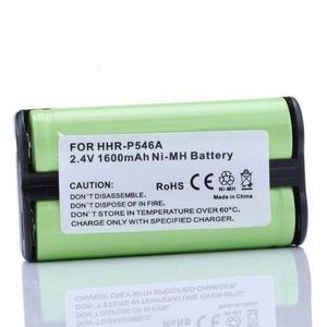 2 X 2.4v Batería Teléfono Para Vtech  Bat